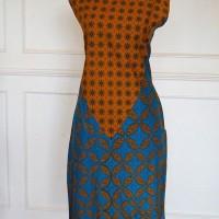 dress batik Danar Hadi M