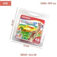 Promo Crayon Greebel Oil Pastels isi 48 Warna Keren