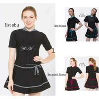 Baju Renang Wanita Dewasa BB 80+