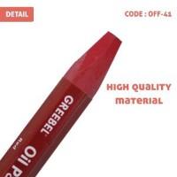 GREEBEL 12 WARNA Crayon Oil Pastel Set 12 Color Alat Kesenian Menggamb