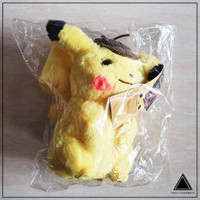 Detective Pikachu Doll (1/1 Scale)