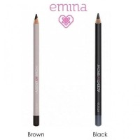 ORIGINAL Pensil Alis Emina Agent of Brow Eye Brow Pencil Eyebrow -