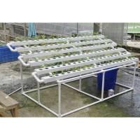 Jirifarm Hidroponik (09292) Paket Starterkit Hidroponik NFT 120 Lubang