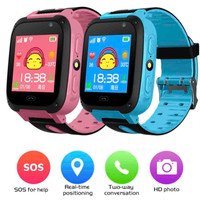Jam Tangan Pintar Anak / Smartwatch For Kids NEW / Bukan Imoo