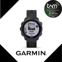 Garmin Forerunner 245 Music Black Grey - Tam 2 Tahun
