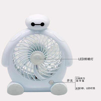 Kipas Led sx-F99 karakter cartoon lithium ac / dc