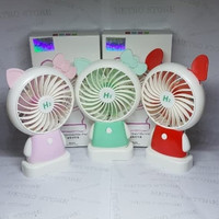 kipas led karakter HX-186 fan cartoon 186