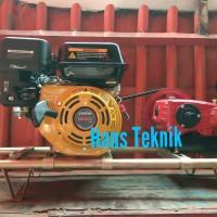 Mesin Steam Cuci Motor mobil SANCHIN SCN 30 + Loncin G160 Bensin