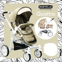 BabyElle Quattro / Stroller / Kereta Dorong Bayi