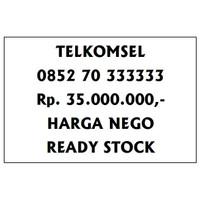Kartu Perdana Nomor Cantik Telkomsel