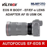 Viltrox EF-EOS R Autofocus Lens Adapter Body EOS R Lensa Canon EF EF-s