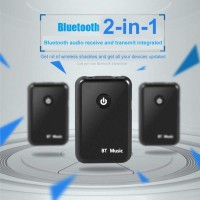 HiFi Audio 2 in 1Bluetooth Transmitter & Receiver 3.5mm - YPF-03