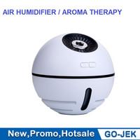 Air Humidifier Aroma Therapy 300ML Pelembab udara serbaguna motif BOLA