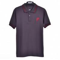 DG.04 / Men Polo Shirt Dark Grey - Premium Nation Original