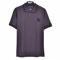 DG.01 / Men Polo Shirt Dark Grey - Premium Nation Original