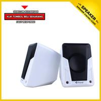 SPEAKER KOMPUTER SUPER BASS KISONLI A505 SPEAKER LAPTOP USB IMPORT