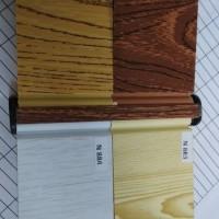 Folding Door Pvc Berkualitas Penyekat ruangan PVC - Pintu Lipat PVC