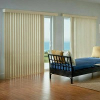 Vertical Blind Berkualitas Vertical Blind DIMOUT / Tirai / Gorden /