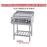 Kompor gas gridlle RPD-4 GETRA