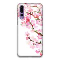 Flower Sakura Cerry Blossom Hard Case Cover For Huawei P20 Pro
