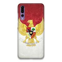 Garuda Pancasila Indonesia Hard Case Cover For Huawei P20 Pro