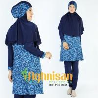 Size L Baju Renang Wanita Muslimah Aghnisan