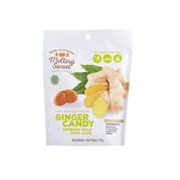 Melting Sweet Ginger Candy (Jahe)