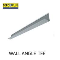 Wall angle tee cosmo Aplus rangka akustik plafon