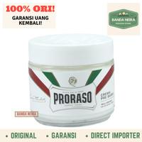 Proraso Pre Shave Cream Original Impor Murah