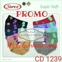 Celana Dalam Sorex Super Soft Art 1239