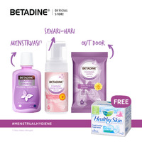 Betadine Feminine Care Special Package 6 Free Laurier Healthy Skin