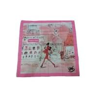 Tupperware Scarf Miss Belle 1pcs - Pink