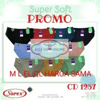 Celana Dalam Sorex Super Soft art 1257