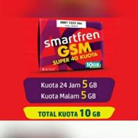 Kartu Perdana Smartfren 10GB