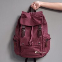 Molypack / Canvas Bag / Legacy Gear / Backpack / Tas Ransel