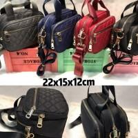 SG67307 Tas Import Hand Bag speady Sighmon/Chibao Bordir 4ruang