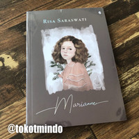 Novel MARIANNE (Risa Saraswati)