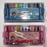 HOT crayon krayon oil pastel MINI SET murah berkualitas unik