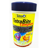 TetraBits Complete 30g/100ml pelet ikan discus koki lauhan hias