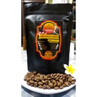 ROAST BEANS LUWAK COFFEE KINTAMANI HIGH QUALITY 500GR - SARIBAGUS