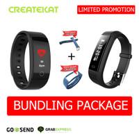Createkat Bundling Promotion for Smartband and Smartwatch