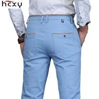 Jual Celana Formal Hcxy 2019 Men Hombres Pantalones Full Cotton Slim Kab Bekasi Spinosaurusrakita Tokopedia