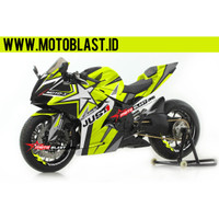 Decal stiker Honda CBR250RR GreenSporty