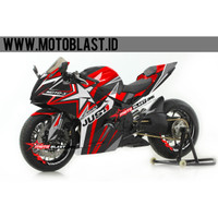 Decal stiker Honda CBR250RR Just1