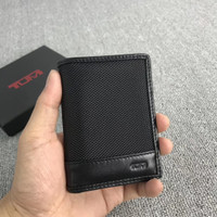 Tumi Gusseted Card Dompet Pria