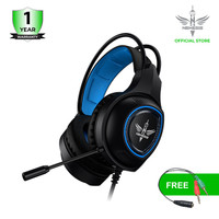 Headset Gaming NYK HS-M01 / HS M01 JUGGER