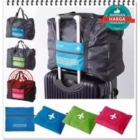 FOLDING BAG SIMPLE BIG BAG T32L / FOLDABLE TRAVEL TAS LIPAT ORGANIZER