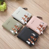 DK011 Dompet Wanita Korea Emelee Wallet