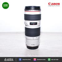 [SECONDHAND] Canon EF 70-200mm f4L USM - UE 645 @Gudang Kamera Malang