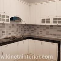 kitchen set PVC anti rayap